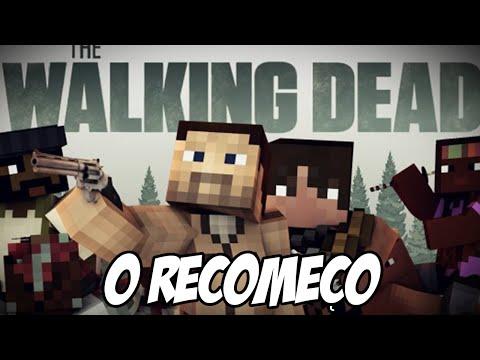 Minecraft The Walking Dead Parte 1 – O RECOMEÇO