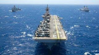 Video Two lranIan fast boats approached the US Wasp-class amphibious assault ship MP3, 3GP, MP4, WEBM, AVI, FLV Juni 2019