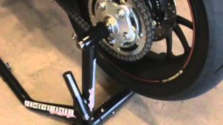 6. 2013 Ducati Hypermotard SP lowered seat