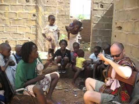 African Drumming – Rhythms from West Africa – Talking Drum Jam