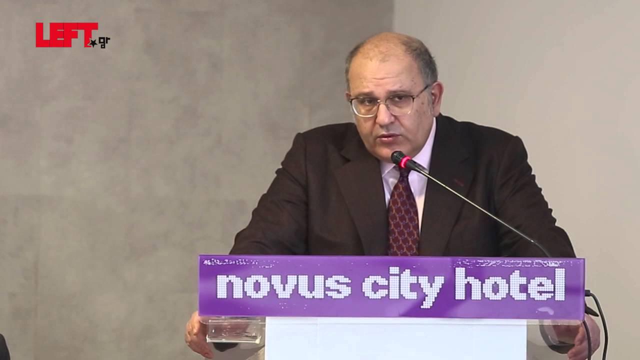 ΕΕ και Πρόσφυγες -Νίκος Ξυδάκης