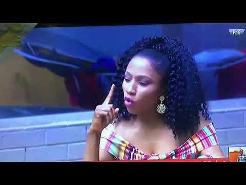 MERCY AND TACHA FIGHT😱.MERCY😱 TELLS TACHA😱 THAT SHE HAS BODY ODOUR AND SMELLS LIKE $HIT 💩💩😱😱