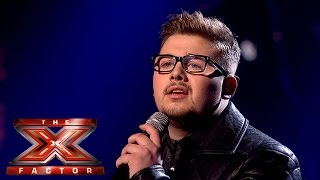 X Factor - Che Robinson Sings Bridge over Troubled Water