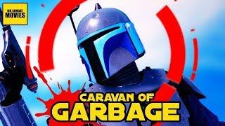 The Story Of Boba Fett's Most Dangerous Bounty - Caravan Of Garbage