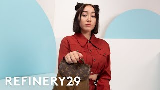 What's In Noah Cyrus' Bag | Spill It | Refinery29