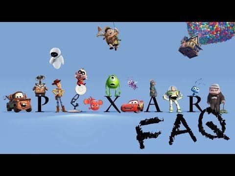 The Pixar Theory FAQs