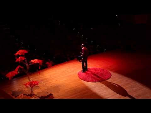 Making the invisible visible | DeAmon Harges | TEDxIndianapolis