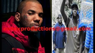 The Game FIGHTS Crips in Atlanta during show,afta bein banned by rapper dae dae