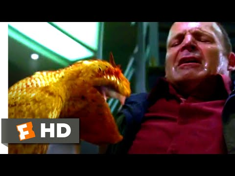 Snakes on a Plane (2006) - Snakes Attack! Scene (2/10) | Movieclips