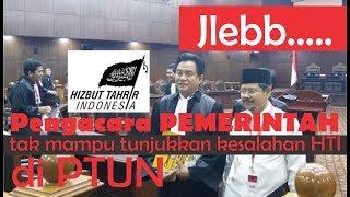 Download Video Jlebb.. Pengacara PEMERINTAH tak mampu tunjukkan kesalahan HTI di PTUN MP3 3GP MP4