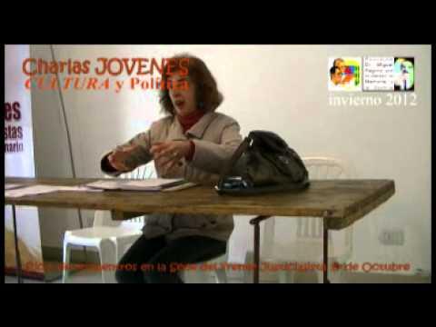 Status profundos - 2012 07 13 02 Gabriela Vuistaz Cultura y Politica Charlas jovenes