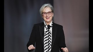 Meryl Streep  toasts Diane Keaton in a clip from the AFI LIFE ACHIEVEMENT AWARD: A TRIBUTE TO DIANE KEATON. Watch the entire TV special on TCM on July 31, 2017.