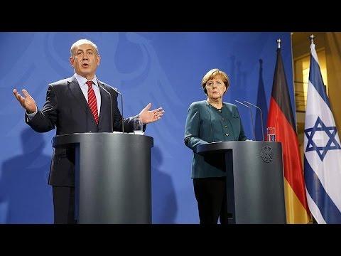 Μέρκελ σε Νετανιάχου: «Η Γερμανία ήταν υπεύθυνη για το Ολοκαύτωμα»