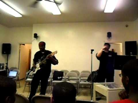 Dre The Nomad & Dynamite Daniel - I RHYME