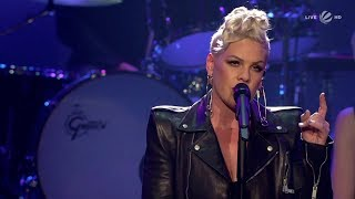 P!nk - What About Us (The Voice of Germany, 10-12-2017) HD