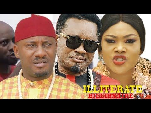 Illiterate Billionaires Season 1 - Yul Edochie| 2019 Latest Nigerian Nollywood Movie