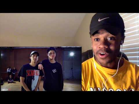 Nelly   Country Grammar -  Choreography by Delaney Glazer   REACTION