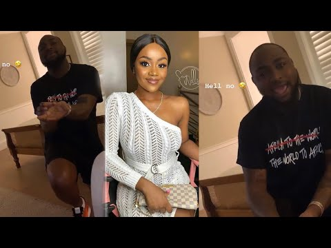 Chioma Said No To Davido Marriage Proposal, Davido In Tears And Regret