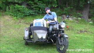 4. 2014 Ural Retro M70 Olive Green Custom, at Ural of New England Boxborough MA