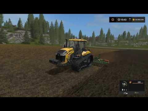 Ponsse rear crane for tractors v1.2