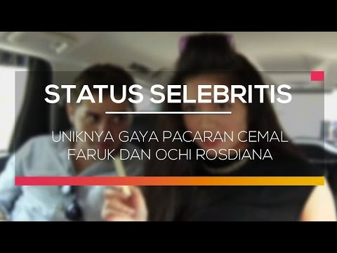 gratis download video - Uniknya-Gaya-Pacaran-Cemal-Faruk-dan-Ochi-Rosdiana--Status-Selebritis