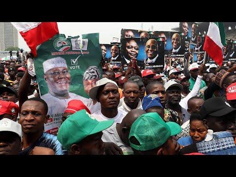 Νιγηρία: Ένταση λίγο πριν από τις εκλογές