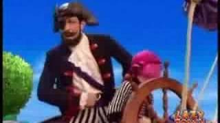 Lazy Town - Somos piratas