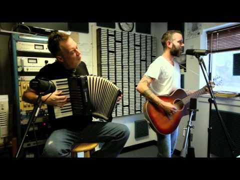 WNRNradio - Ben and Rick of Lucero perform