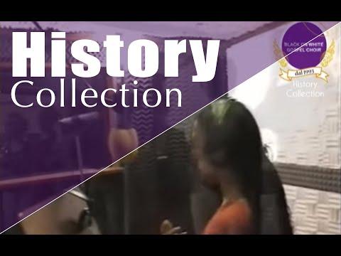 Black on White Gospel Choir - Rec. cd God loves you 2000 - HISTORY COLLECTION