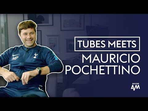 Poch To Manage England?!? | Tubes Meets Mauricio Pochettino