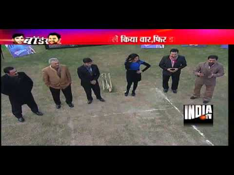 India vs Pakistan - Border Series (03/01/2012) - Part 1