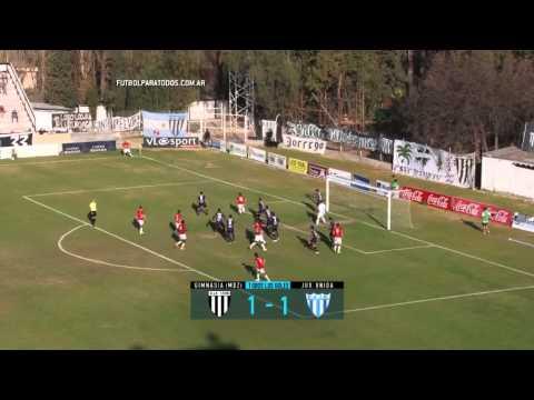 Todos los goles. Fecha 29. Primera B Nacional 2015.