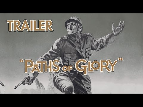 PATHS OF GLORY (Masters Of Cinema) Original Theatrical Trailer