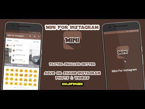 Mini for Instagram