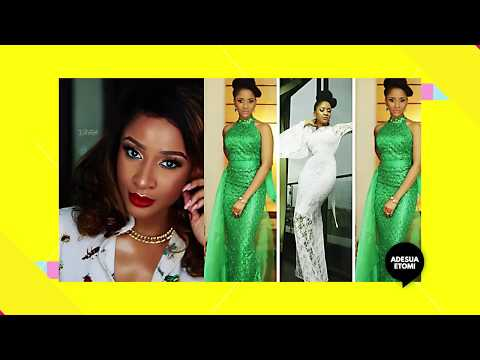 Social media thinks Adesua Etomi-Wellington is pregnant | Reverb