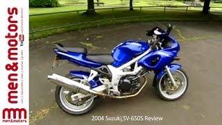 4. 2004 Suzuki SV-650S Review