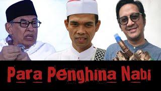 Video Para Penghina Rasulullah - Quraish Shihab, Abdus Shomad, dan Andre Taulany Menghina Nabi? MP3, 3GP, MP4, WEBM, AVI, FLV Juli 2019