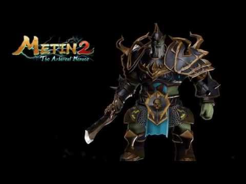 Metin2 The Arboreal Menace Teaser Trailer