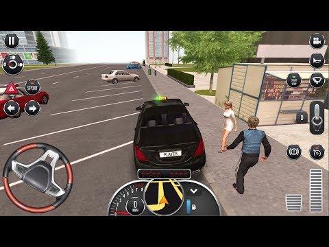 taxi driver 2 hack mod apk
