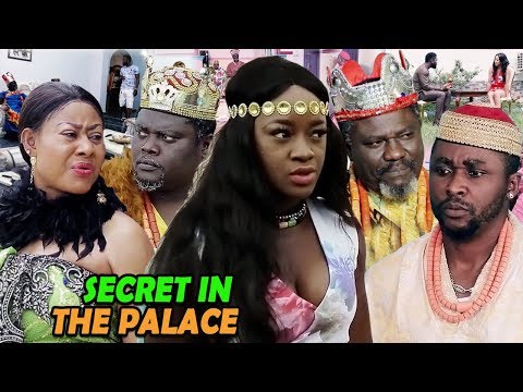 Secret In The Palace Season 1 & 2 - ( Luchy Donald / Onny Michael ) 2019 Latest Nigerian Movie