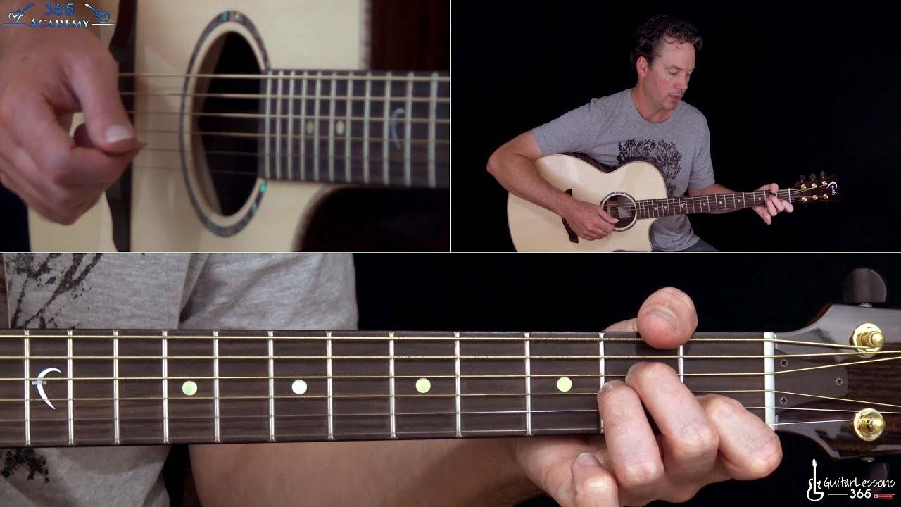 Heaven Guitar Lesson (Acoustic) – Bryan Adams