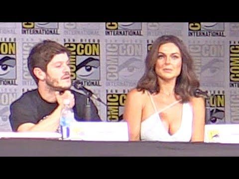 Marvel's Inhumans - Comic-con Panel (2017)