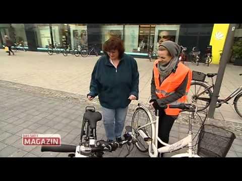 Annika Kipp & der Fahrrad-Test im