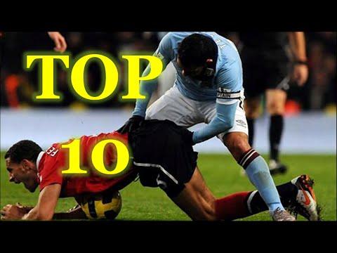 Top 10 Pha Bóng Đá Hài Hước Khó Đỡ Nhất