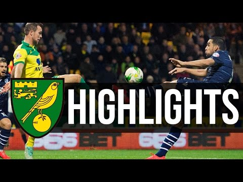 City - Highlights from Norwich City's 1-1 draw with Leeds United on Tuesday October 21st, 2014 in the SkyBet Championship at Carrow Road. GOALS: NOR: Russell Martin LEE: Souleymane Doukara.