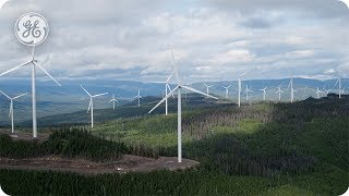 Download Video Digital Wind Farm: How GE Turbines Power Cities With Meikle Wind MP3 3GP MP4