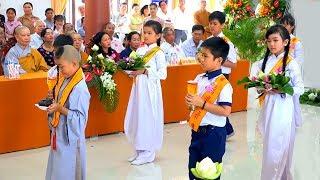 Đại Lễ Vu Lan Báo Hiếu 2018 - Chùa Kim Linh - Chợ Gạo