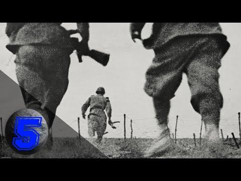 5 eroi leggendari che hanno affrontato un intera armata da soli