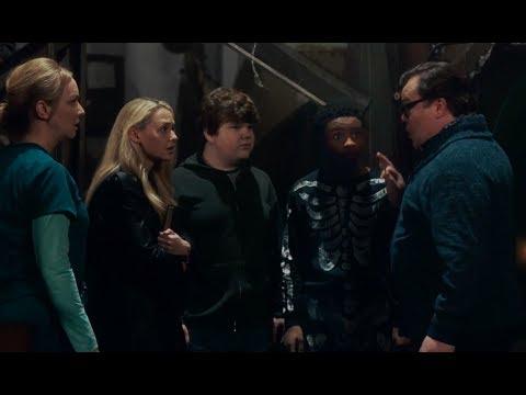 Jack Black Returns in 'Goosebumps 2: Haunted Halloween' as R.L. Stine! [Trailer]