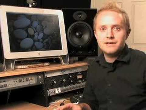 Introduction to Digidesign Pro Tools- Part 1